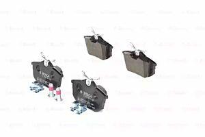Bosch 0986424427 BP217 Brake Pad Set Disc Brake Rear Axle