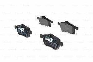 Bosch 0986424457 BP226 Brake Pad Set Disc Brake Front Axle