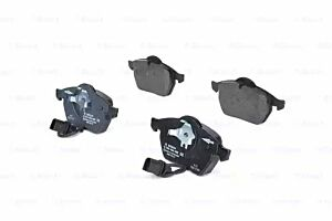 Bosch 0986424482 BP250 Brake Pad Set Disc Brake Front Axle