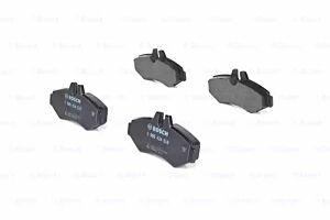 Bosch 0986424516 BP273 Brake Pad Set Disc Brake Rear Axle
