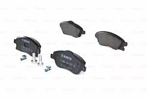 Bosch 0986424527 BP281 Brake Pad Set Disc Brake Front Axle