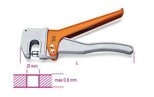 Beta Tools 1065F Bodywork Steel Hand Punch & Matrix Ø: 5mm L: 228mm   010650015