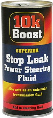 Power Steering Fluid Stop Leak - 375ml 1440A 10K BOOST