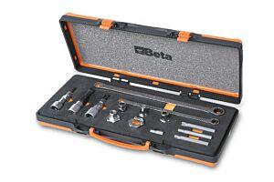 Beta Tools 1489/C14 14pc Alternator Removal Tool Set Bosch Valeo Marelli