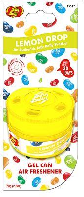Lemon Drop - Gel Can Air Freshener JELLY BELLY 15517A