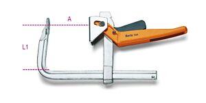 Beta Tools 1594 Lever Bar Clamp Max A: 340mm L1: 145mm | 015940030
