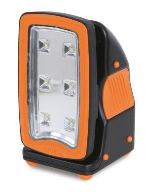 Beta Tools 1838FLASH Ultracompact Portable Dual Setting Spotlight 720/360 Lumens