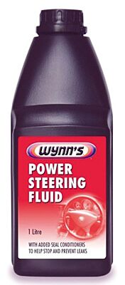 Power Steering Fluid - 1 Litre 189890 WYNNS