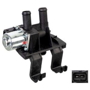Heater Control Valve coolant 24233 by Febi Bilstein