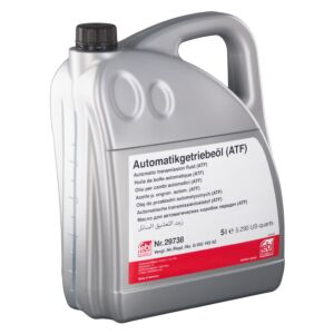 Atf Fluid 5 Litres Automatic Transmission Oil 29738 by Febi Bilstein