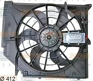 Air Conditioning fan 8EW351038-391 by BEHR