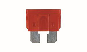 10amp LED Standard Blade Fuse 5 Pc | Connect 37133