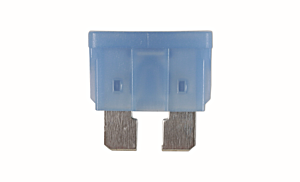 15amp LED Standard Blade Fuse 5 Pc | Connect 37134