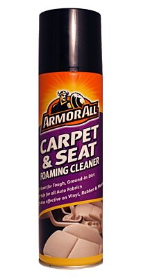 Carpet & Seat Foaming Cleaner - 500ml 38500EN ARMORALL