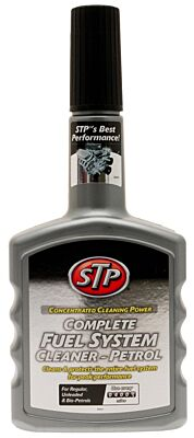 Complete Petrol Fuel System Cleaner - 400ml 50400EN STP