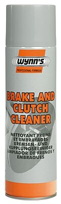 Brake & Clutch Cleaner - 500ml  61479 WYNNS