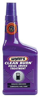 Clean Burn Emissions Reducer For Diesel - 325ml 67969 WYNNS