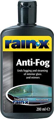 Anti Fog Glass Cleaner - 200ml 81199 RAIN X