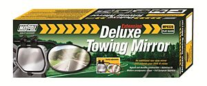 Towing Extension Mirror - Deluxe Flat Glass 8328 MAYPOLE
