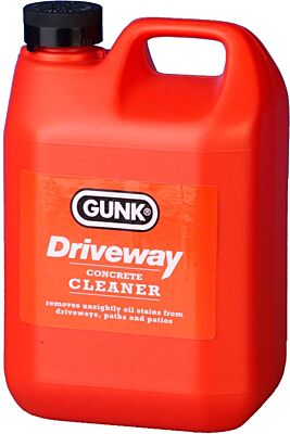Driveway Cleaner - 2 Litre 832A GUNK