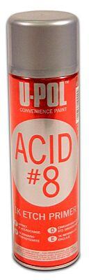 Acid #8 Etch Primer - 450ml ACID/AL U-POL