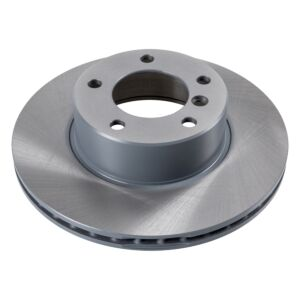 Brake Disc (Front) ADB114341 by Blue Print - Pair
