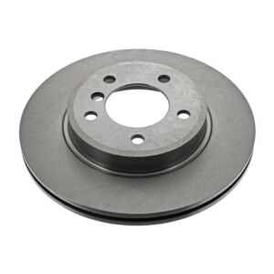 Brake Disc (Front) ADB114350 by Blue Print - Pair