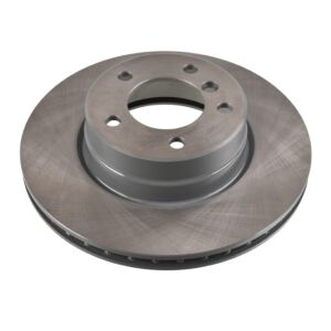 Brake Disc (Front) ADB114362 by Blue Print - Pair