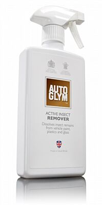 Active Insect Remover 500ml Car Bodywork Paint Windscreen Bug Remover Autoglym
