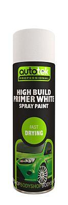 High Build Primer - White - 500ml ATOHBPW500 AUTOTEK