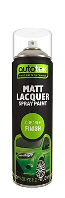 Lacquer - Matt - 500ml ATOOOML500 AUTOTEK