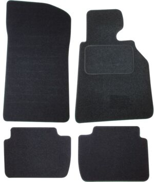 Car Mat BMW E46 3 Series Saloon 4 Door 1998 2005 Pattern 1027 BM12