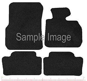 Car Mat fits BMW F30/F31 3 Series Feb 2012 > Pattern 2542 POLCO EQUIP IT BM36