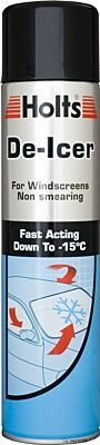 De-Icer Aerosol - 600ml DI6 HOLTS