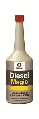 Diesel Magic Additive - 400ml DIM400M COMMA