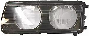 Diffusing Lens Headlight 9ES143410-001 by Hella Right