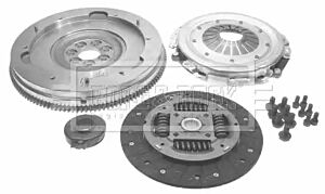 Clutch Conversion Kit HKF1017 by Borg & Beck