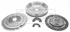 Clutch Conversion Kit HKF1027 by Borg & Beck