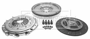 Clutch Conversion Kit HKF1031 by Borg & Beck