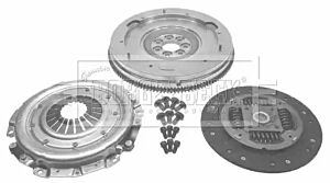 Clutch Conversion Kit HKF1033 by Borg & Beck