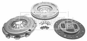 Clutch Conversion Kit HKF1039 by Borg & Beck