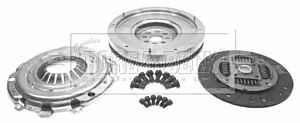 Clutch Conversion Kit HKF1042 by Borg & Beck