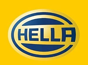 Ff-H7 High Beam 1K0008191-212 by Hella Left/Right