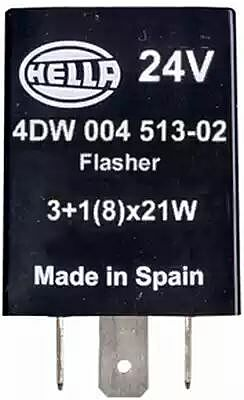 Auto Electrical Relay 4DW004513-021 by Hella