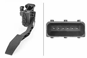 Accelerator Pedal Sensor 6PV010946-041 by Hella