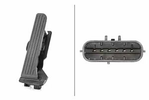 Accelerator Pedal Position Sensor 6PV011040-711 by Hella