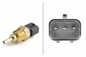 Coolant Temperature Sender Unit Sensor 6PT009309-621 by Hella