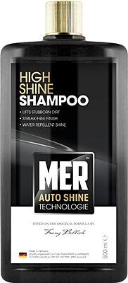 High Shine Car Shampoo - 500ml MASSH5 MER AST