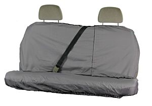 Car Seat Cover Multi Fit - Rear - Grey TOWN & COUNTRY MFRGRY