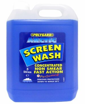 Arctic Screen Wash - Concentrated (-20┬░C) - 5 Litre MIS18210 POLYGARD